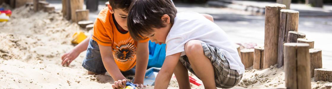 De juiste balans tussen spelen en leren op de MiniBonz